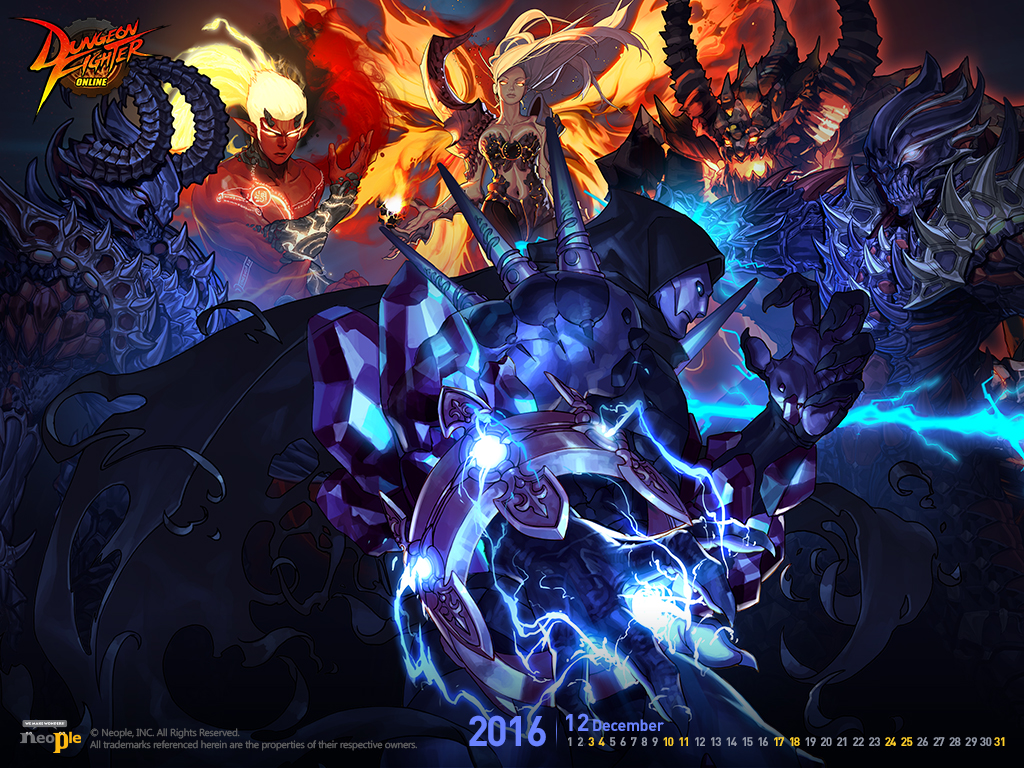 Dungeon Fighter Online Wallpaper