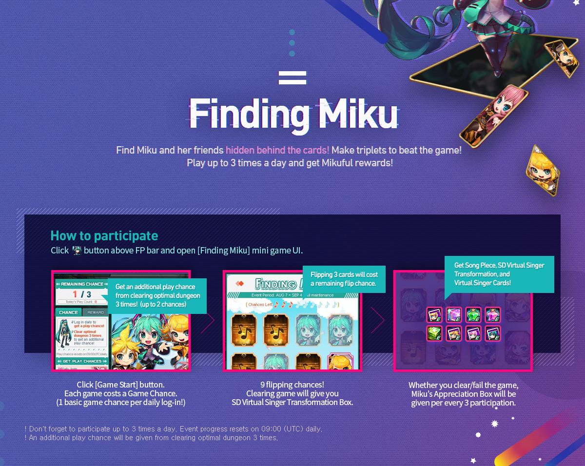 DFO x Hatsune Miku | Dungeon Fighter Online