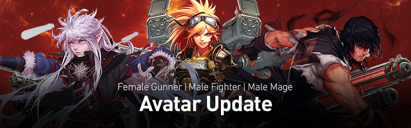 New Avatar Released Dungeon Fighter Online