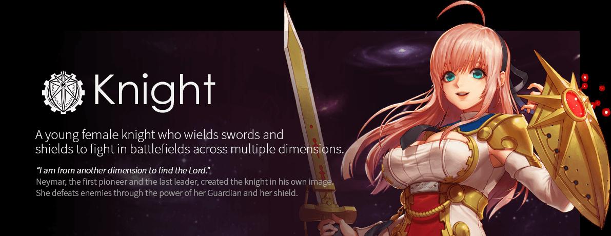 Knight Dungeon Fighter Online