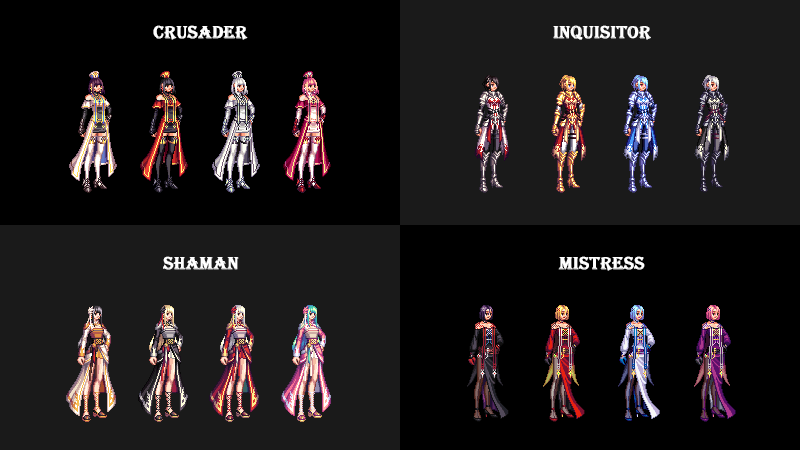 The Awakened Ones Female Priest Dungeon Fighter Online