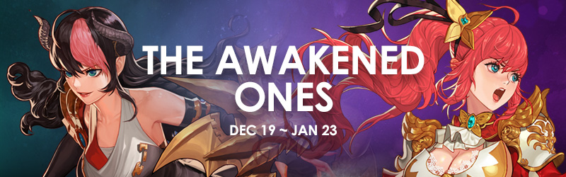 The Awakened Ones Lightbringer Dragon Knight Dungeon Fighter