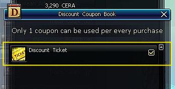 Dfo coupon book